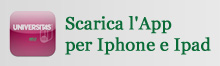 Universitas per iPhone e iPad